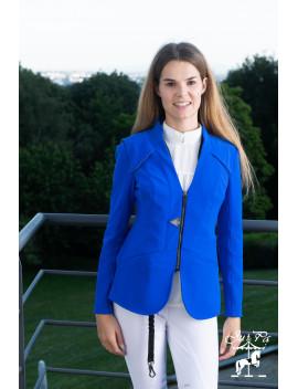 Veste Femme Edwina Bleue Électrique