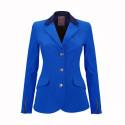 Veste femme Meredith bleue électrique standard ou sur-mesure